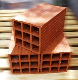 Ladrillos cer micos materiales de construcci n mis - Ladrillo ceramico hueco ...